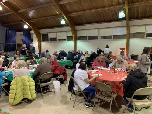 Trinity Episcopal Church | Holly Jolly Ham Supper | 2019