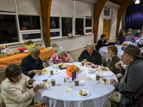 Trinity Episcopal Church | Spooky Spaghetti Supper | 2019